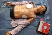 formation  concernant l'emploi d'un défibrillateur Automatisé
